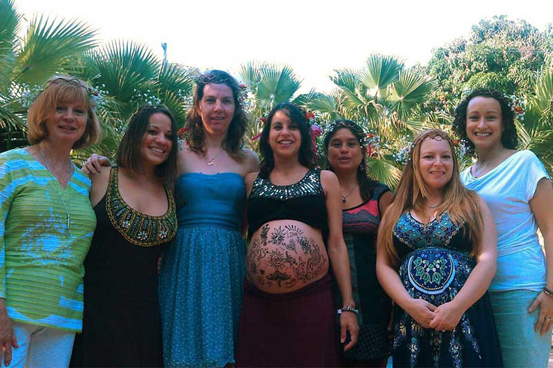 host a blessingway at Bliss Birth and Wellness